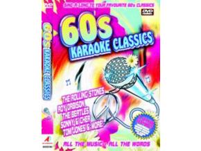 VARIOUS ARTISTS - 60S Karaoke Classics (DVD)