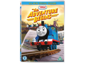 Thomas  Friends  The Adventure Begins (DVD)