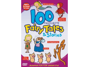 100 Favourite Fairy Tales And Stories (DVD)