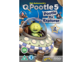 Q Pootle 5 Pootle The Explorer (DVD)