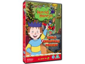 Horrid Henry Horrid Henry And The Early Christmas Present (DVD)