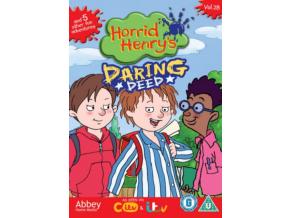 Horrid Henrys Daring Deed (DVD)