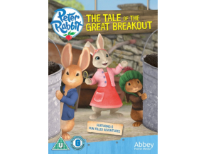 Peter Rabbit The Tale Of The Great Breakout (DVD)