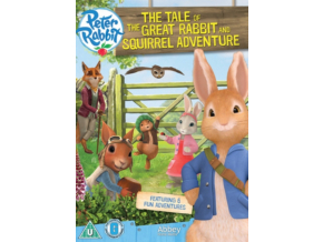 Peter Rabbit: The Tale Of The Great Rabbit And Squirrel Adventure (DVD)