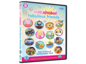 Milkshake!: Fabulous Friends (DVD)