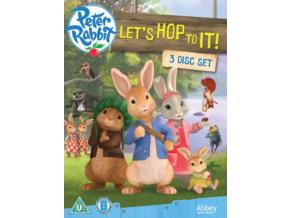 Peter Rabbit: LetS Hop To It (DVD)