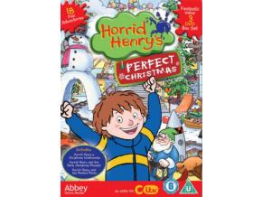 Horrid Henry Perfect Christmas (DVD)