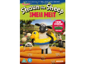 Shaun The Sheep Shear Heat (DVD)