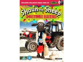 Shaun The Sheep Christmas Bleatings (DVD)