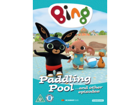 Bing Paddling Pool And Other Episodes (DVD)