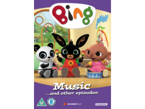 Bing Music And Other Episodes (DVD)