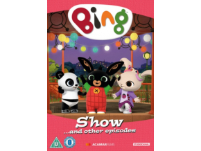 Bing Show And Other Episodes (DVD)