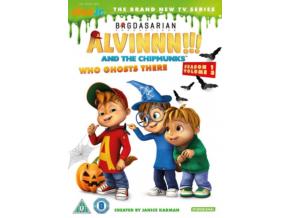 Alvinnn!!! And The Chipmunks: Season 1 Volume 3 - Who Ghosts... (DVD)