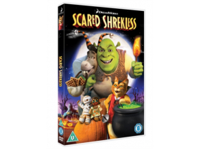 Scared Shrekless: Spooky Story Collection (DVD)