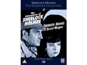 Sherlock Holmes The Adventures Of And The Secret Weapon (DVD)