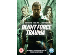 Blunt Force Trauma (DVD)