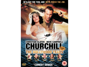 Churchill The Hollywood Years (DVD)