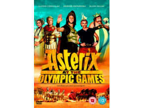 Asterix At The Olympic Games (DVD)