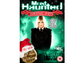 Most Haunted Christmas Spirits (DVD)