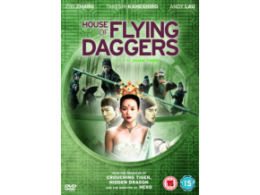 House Of Flying Daggers (DVD)