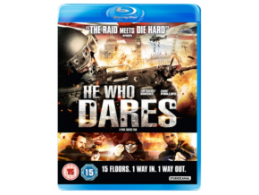 He Who Dares (Blu-ray)