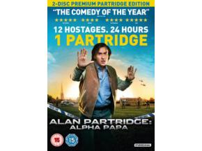 Alan Partridge Alpha Papa (DVD)