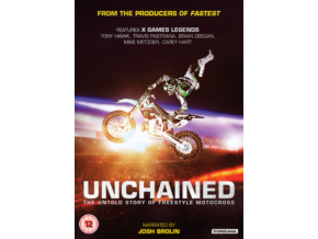Unchained The Untold Story Of Freestyle Motocross (DVD)