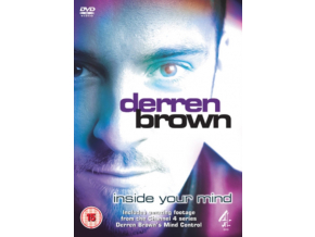 Derren Brown Inside Your Mind (DVD)