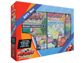 Roary The Racing Car Gift Set 2011  Bumper Collection 2 (DVD)