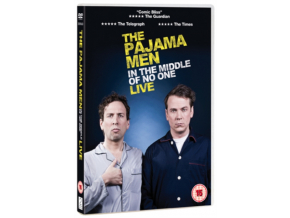 Pajama Men In The Middle Of Noone (DVD)