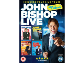 John Bishop Live  Box Of Laughs (DVD)