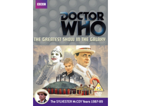 Doctor Who: The Greatest Show in the Galaxy (1988) (DVD)