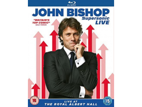 John Bishop  Supersonic Live At The Royal Albert Hall (Blu-ray)