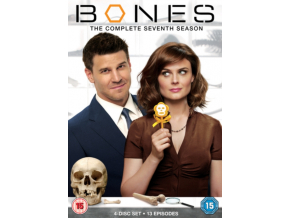 Bones The Complete Seventh Season (DVD)