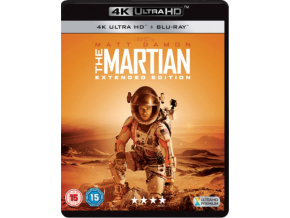 Martian Extended Edition (Blu-ray 4K)