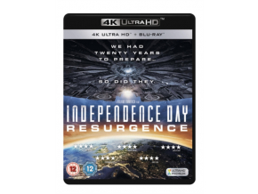 Independence Day Resurgence (Blu-ray 4K)
