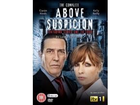 Above Suspicion Complete Series 14 (DVD)
