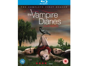 Vampire Diaries: The Complete First Season (Blu-ray)