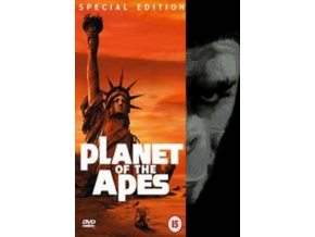 Planet Of The Apes Collection (DVD)