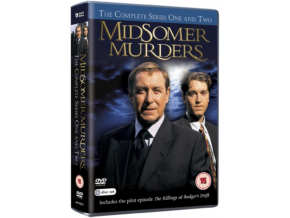 Midsomer Murders The Complete Series One And Two (DVD Box Set)