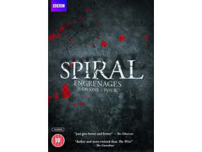 Spiral: Series 1-4 (DVD Box Set)