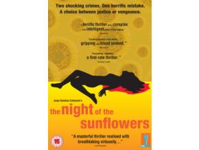 Night Of The Sunflowers Jorge Sanchezcabezudo (DVD)