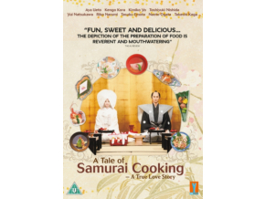 Tale Of Samurai Cooking (DVD)