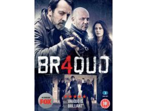 Braquo  The Complete Season Four (DVD)