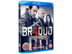 Braquo  The Complete Season Four (Blu-ray)