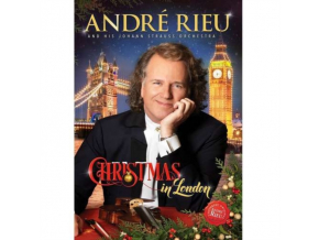 ANDRE RIEU & HIS JOHANN STRAUSS ORCHESTRA - Christmas In London (Blu-ray)