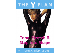 Y Plan Tone Stretch And Steps Into Shape (DVD)