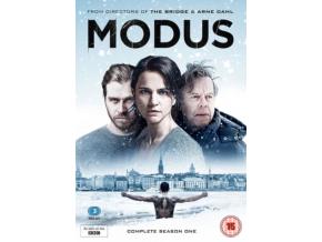 Modus  Complete Season One (DVD)