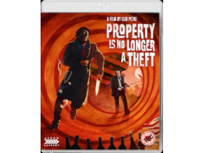 Property Is No Longer A Theft (Blu-ray + DVD)