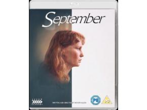 September (Blu-ray)